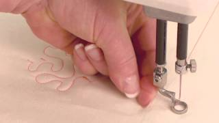 Starting and Stopping Quilting