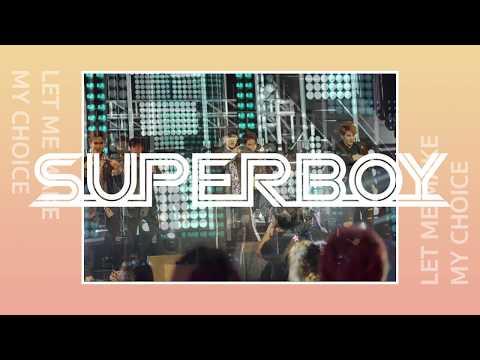 "Lyrics""ฉันเลือกเอง (Chun Leuak Eng)"" by Superboy B"