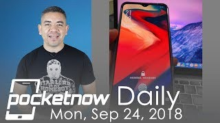 OnePlus 6T IRL Leaks, Huawei Mate 20 Pro Case Renders & more - Pocketnow Daily