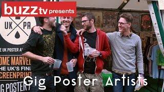 Gig Poster Artists
