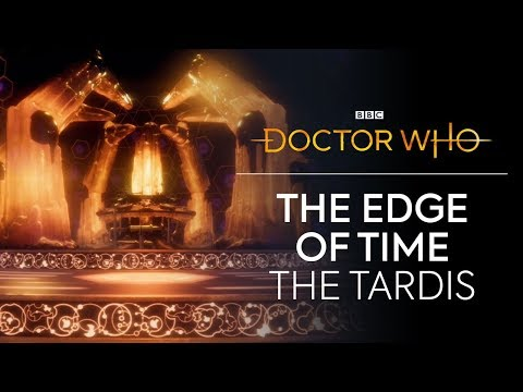Enter the TARDIS Trailer | The Edge of Time VR | Doctor Who thumbnail