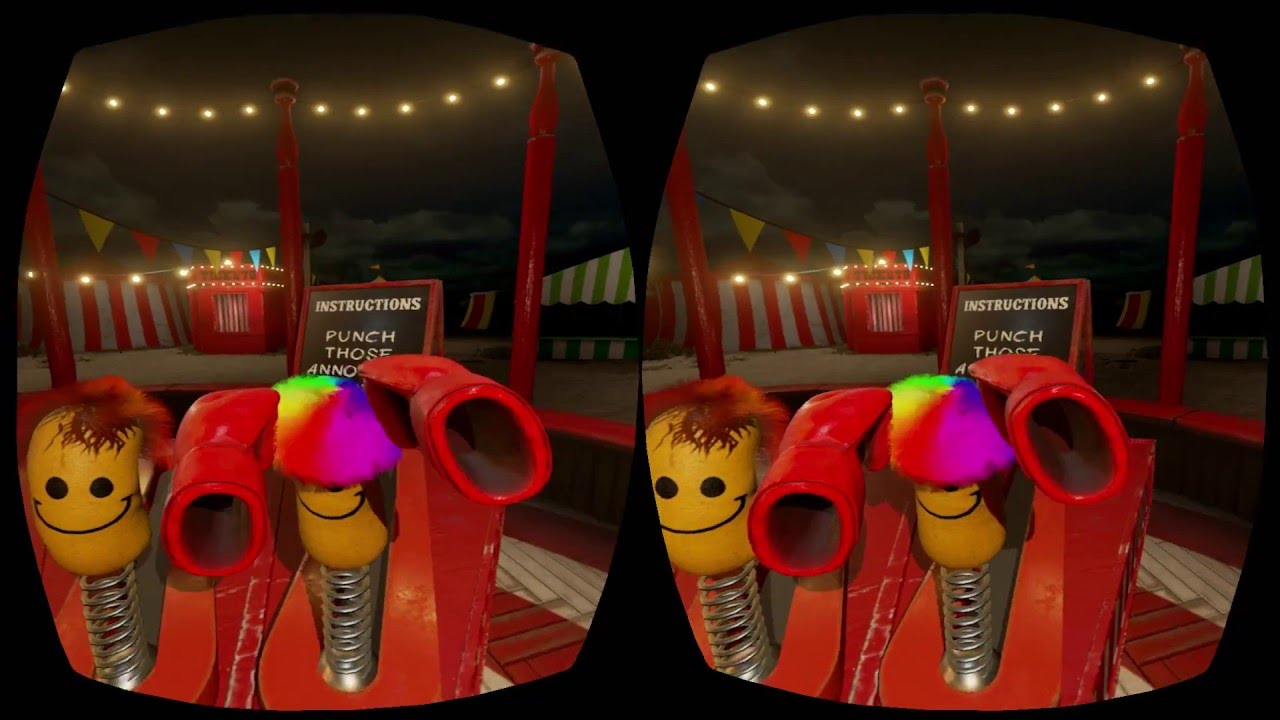 Nvidia's VR Funhouse Is Coming To Steam
