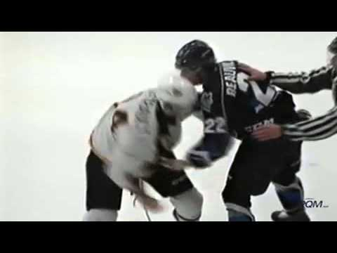Alex Filiatrault vs. Francis Beauvillier