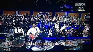 Shaheer Sheikh & Zaskia Gotik Dancing On Jabse Mere Dil Ko Uff
