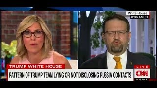 Sebastian Gorka SAVAGES CNN