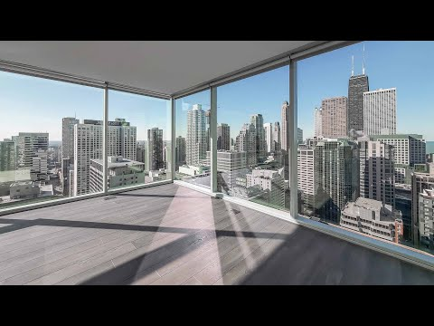 A Streeterville 2-bedroom, 2-bath T01 at the high-amenity Optima Signature