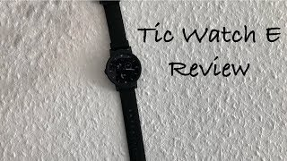 Tic Watch E - Das Review - Der kleine Gigant