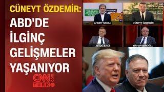 Cüneyt Özdemir anlattı: ABD'de Türkiye hakkında neler konuşuluyor?