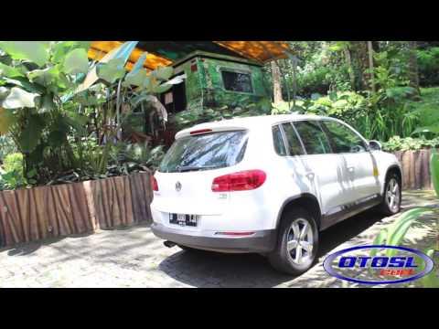 Driving Experience Volkswagen Tiguan 1.4L