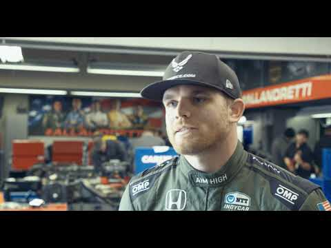 Conor Daly's First Day on the Job
