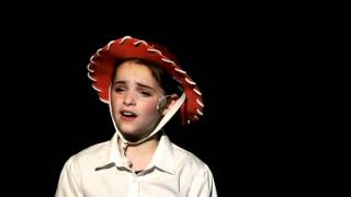 When She Loved Me Toy Story 2 Jessie's song (more at Deanzaz1) - Lauren Jones