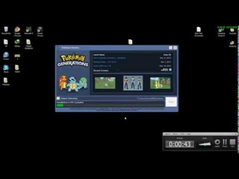 comment installer pokemon x sur pc