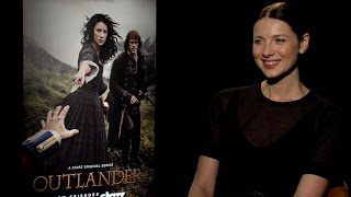 Caitriona Balfe Talks OUTLANDER and Claire's Big Reveal to Jamie