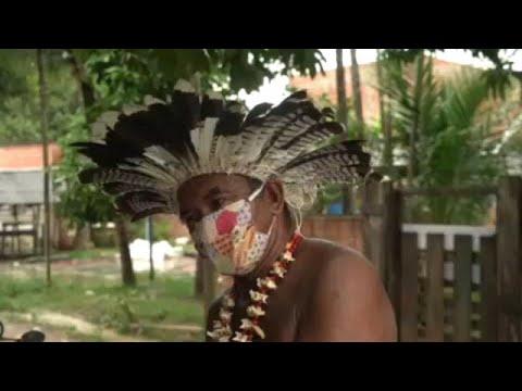 Ο COVID-19 στη ζούγκλα του Αμαζονίου