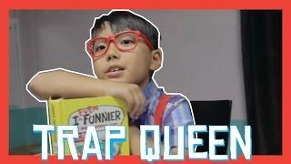 TRAP QUEEN - Fetty Wap   #DanceOnTrap   Aidan Prince