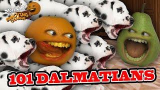 Annoying Orange - Storytime: 101 Dalmatians!