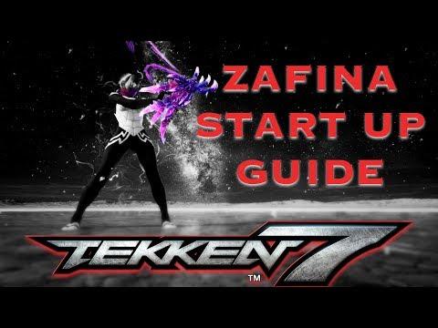 7 Tekken Amino Amino