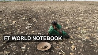 Water Crisis In Western India  FT World Notebook