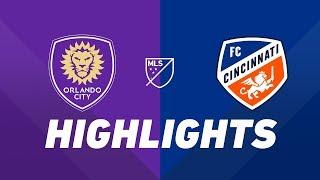 Orlando City SC vs. FC Cincinnati | HIGHLIGHTS - May 19, 2019