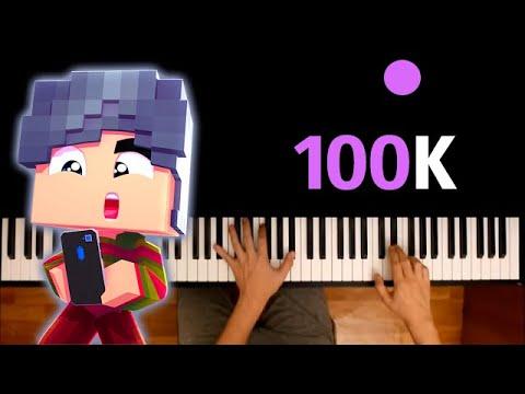 @Scooby  x @FixPlay - Майнкрафт   - 100K● караоке   PIANO_KARAOKE ● ᴴᴰ + НОТЫ & MIDI