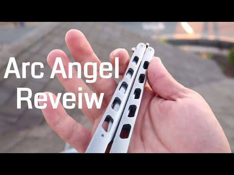 Arc Angel Balisong Review