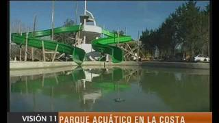 preview picture of video 'PARQUE ACUÁTICO EN LA COSTA'