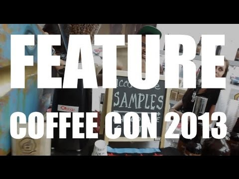 Chicago Coffee Review: CoffeeCON 2013