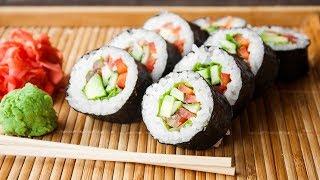 Как приготовить суши роллы в домашних условиях? Суши роллы дома. Простой рецепт