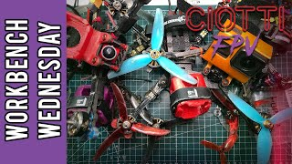 Workbench Wednesday - BQE Ripsqueak & FPV Cycle Glide Betaflight Setup Tips and Tricks