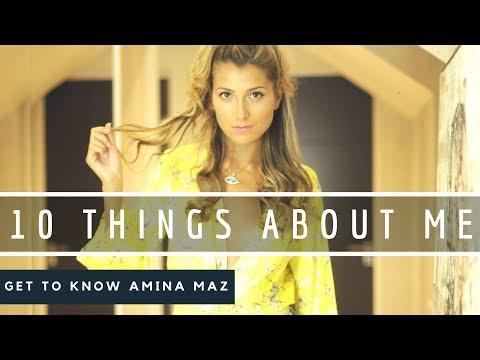 Amina Maz Intro Video
