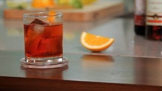 How to Make a Negroni | Cocktail Recipes
