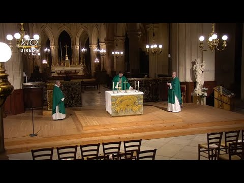 Messe du 5 novembre 2020 à St-Germain-l'Auxerrois