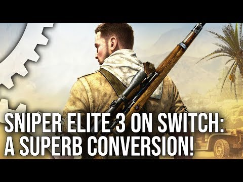 Sniper Elite 3 Ultimate Edition: Switch vs PS4 Tested - A Superb Conversion!