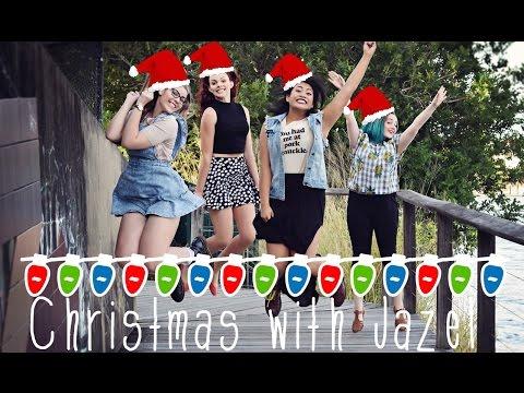 """Rockin' around the Christmas Tree"" - Christmas with Jazel"
