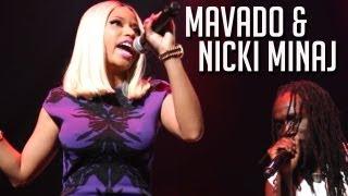 Ники Минаж, Видео с выступления Ники Халед и Мовадо на The Reggae Tip