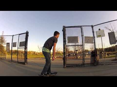 clips at hamilton skatepark