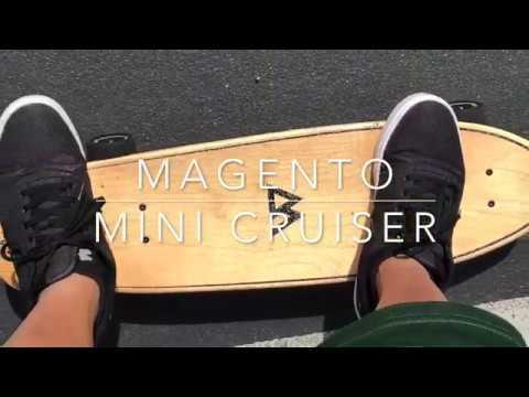 Magneto Mini Cruiser Board Review