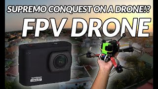 FPV Practice: Flips and rolls | Supremo Conquest Video