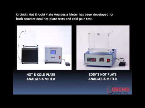 Analgesia Meter (Eddy's Hot Plate)