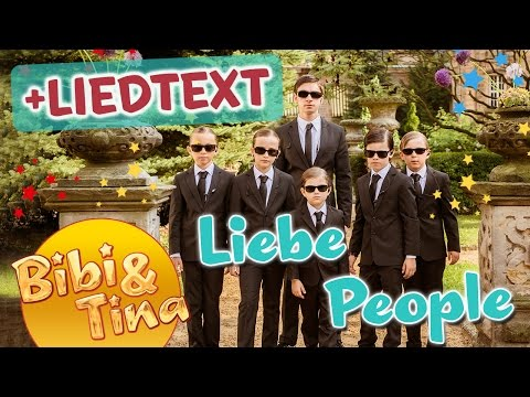 Liebe People cover