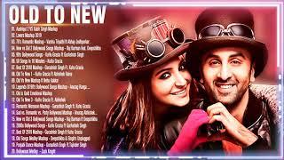 Old Vs New Bollywood Mashup Songs 2020 : Old Hindi Songs : Old To New : Old is Gold Indian Mashup