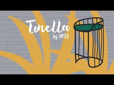 Барный стул Tonella