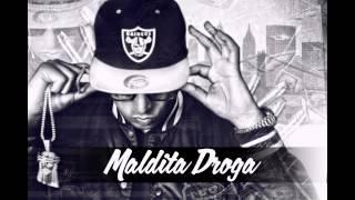 Ñengo Flow - Maldita Droga (Original) (Con Letra) ►NEW ® Reggaeton 2013 / LIKE ◄