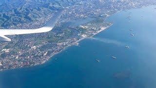 PHILIPPINE AIRLINES | CEBU-MANILA | ECONOMY CLASS | AIRBUS A321-200