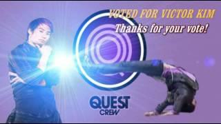 ★★★Epic bboy dance battles Vote for Victor Kim★★★