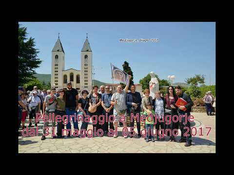 Preview video Pellegrinaggio a Medjugorje al 31 maggio al 05 giugno 2017