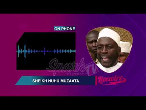 Sheikh Muzaata asks  Fr Lokodo to look for him