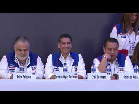 Diputado por ARENA, Gustavo Escalante pide a Gustavo López Davidson Renunciar al COENA