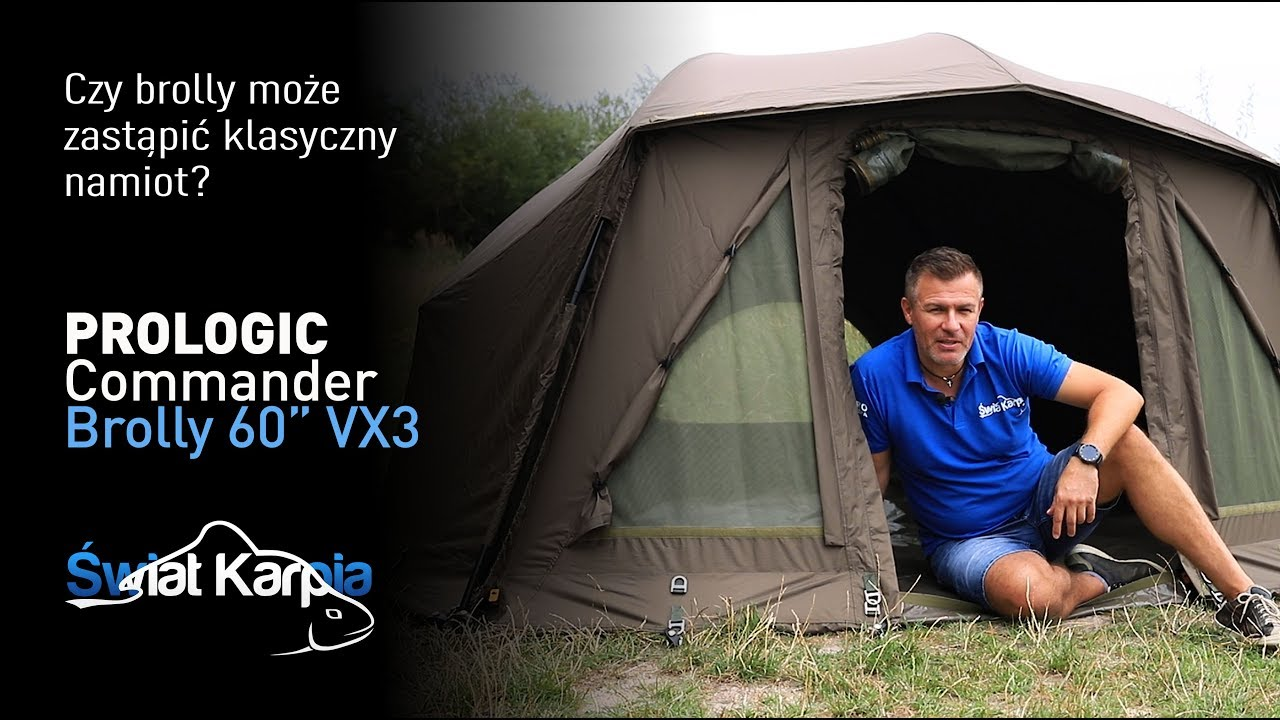 "Prologic Brolly Commander 60"" VX3"