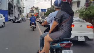 Thành Thái, Bắc Hải, Ngã 3 Ông Tạ,Sài Gòn , VIetNam ,10.10.2017